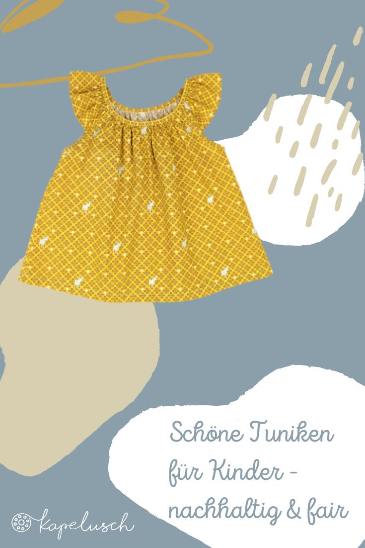 blusen und tuniken für mädchen in 2020  kindermode