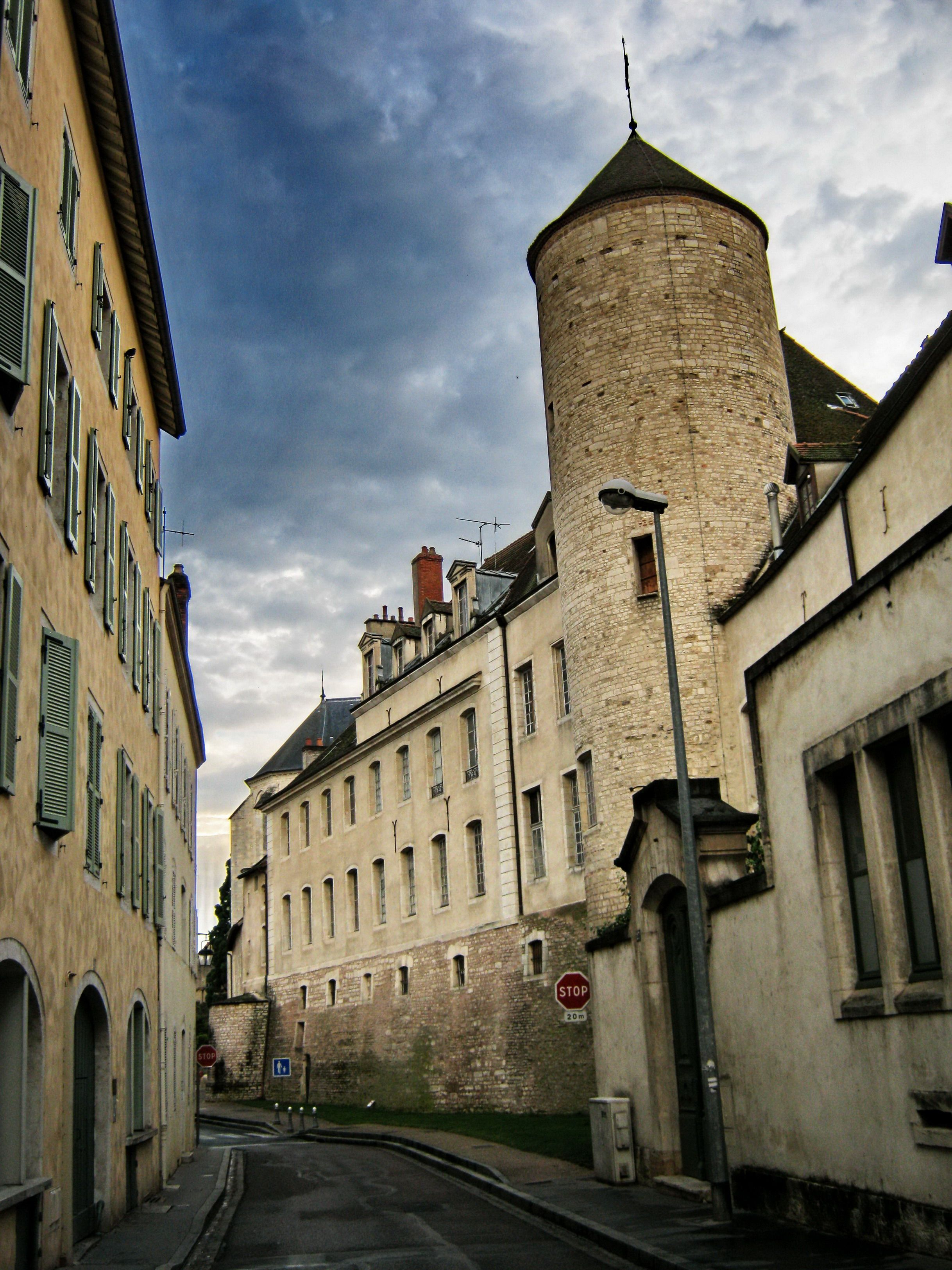 CHALON SUR SAONE (Bourgogne) - by Guido Tosatto