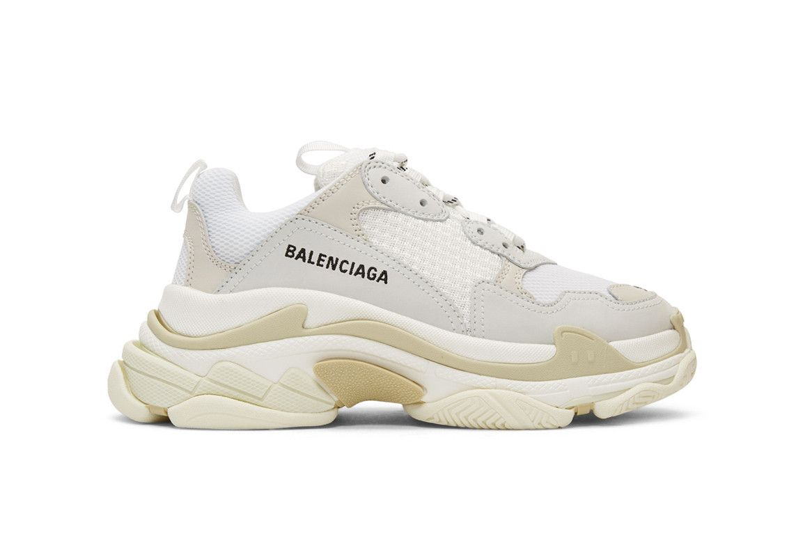 Balenciaga Triple S Blue Orange Release Date Price Al Jadid