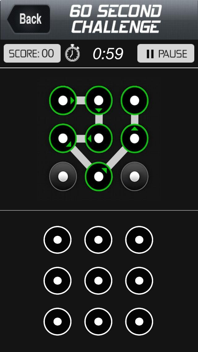 Lock Pock Pattern Lock Touchscreen Game Is The World S First