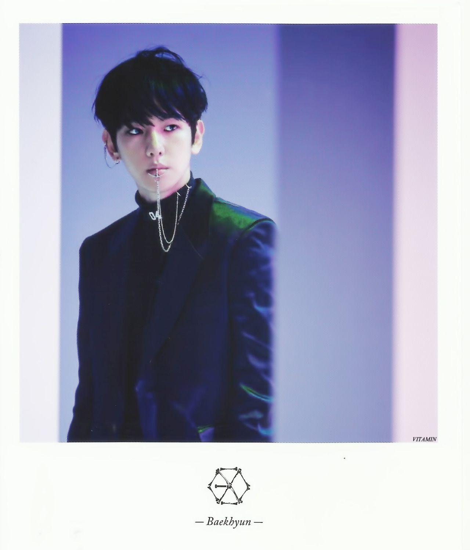 Baekhyun Monster Exo Exo Monster Baekhyun Exo Baekhyun
