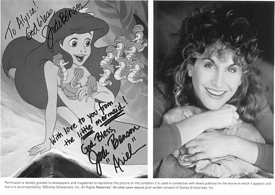 jodi benson i enjoy being a girl