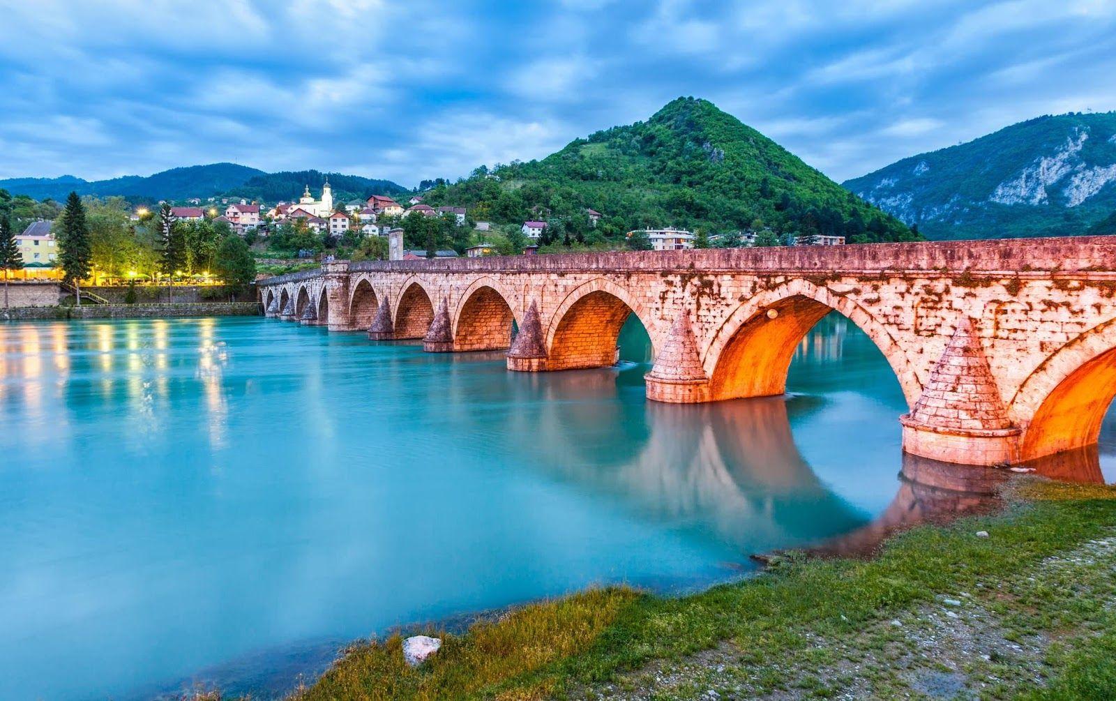 Visegrad Bosnia Europe Honeymoon Europe Travel Bosnia