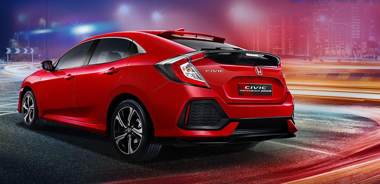 Honda Tasikmalaya Mobil, Mobil baru, Honda