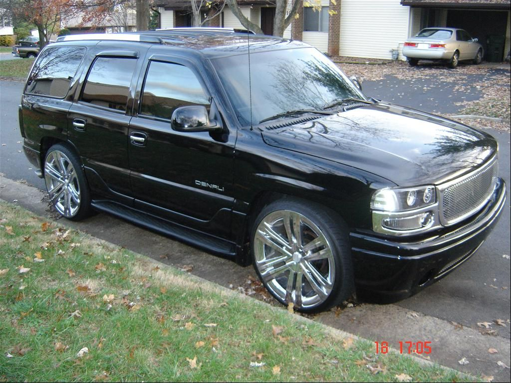 Customized 2006 Yukon Denali 2002 2003 2004 2005 2006 Chevy