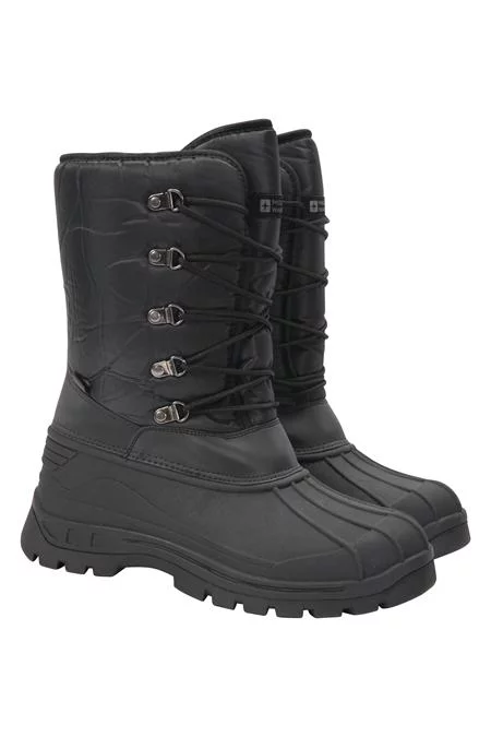 Photo of Plough Mens Snow Boots