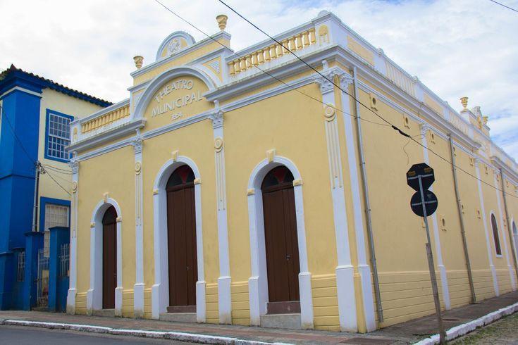 Teatro Adolpho Mello em São José SC - RK Motors