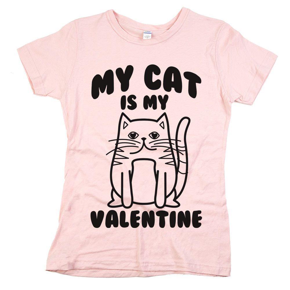 'My Cat Is My Valentine'
