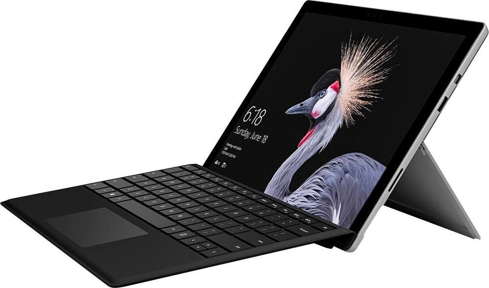 Microsoft Surface Pro 12 3 128gb Intel Core I5 With Black