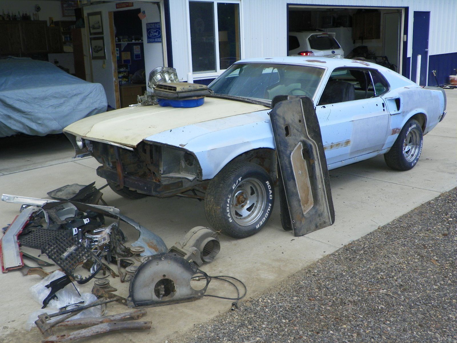 Car brand auctioned Ford Mustang MACH 1 1969 mustang mach 1 428