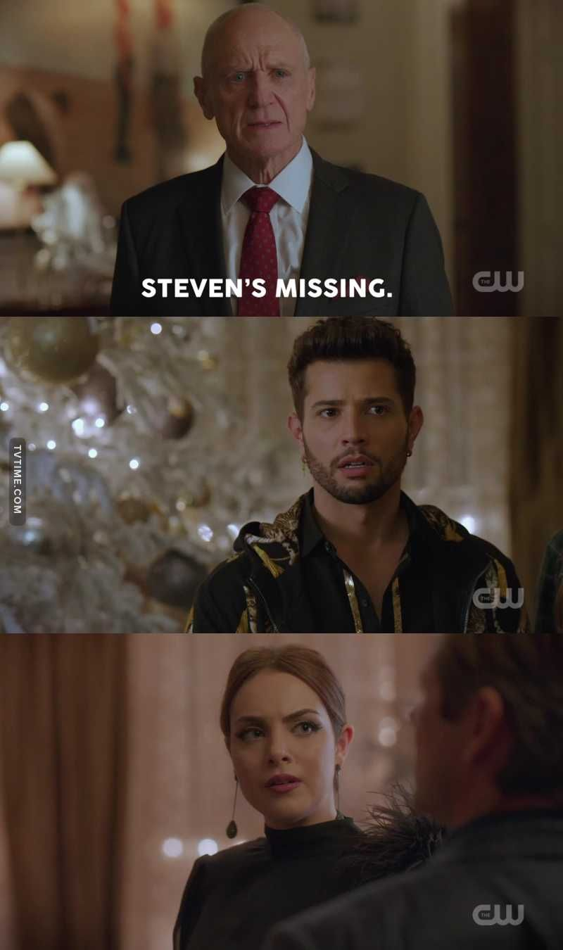 """Dynasty 2x09 """"Crazy Lady"""" THEY BETTER NOT KILL HIM OFF"""
