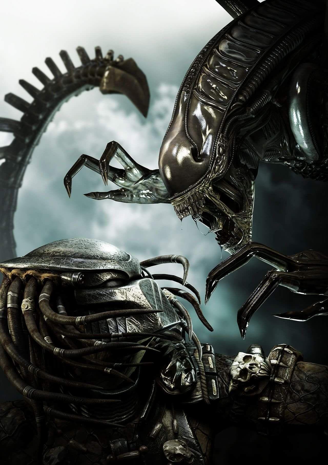 Avp Alien Vs Predator Evolution Alien Vs Depredador Depredador Vs Aliens Extraterrestre