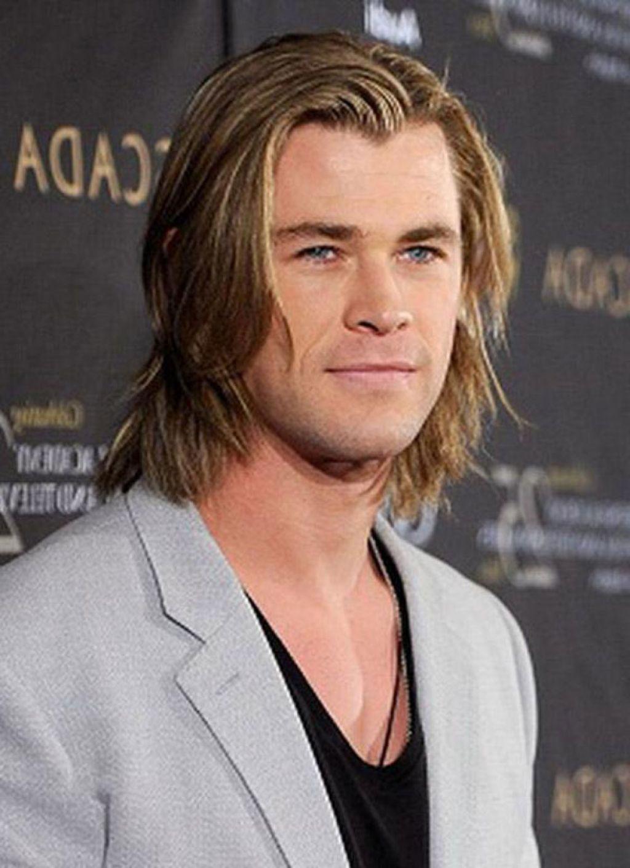 long straight hairstyles men photo - 2 | eye candy | hair