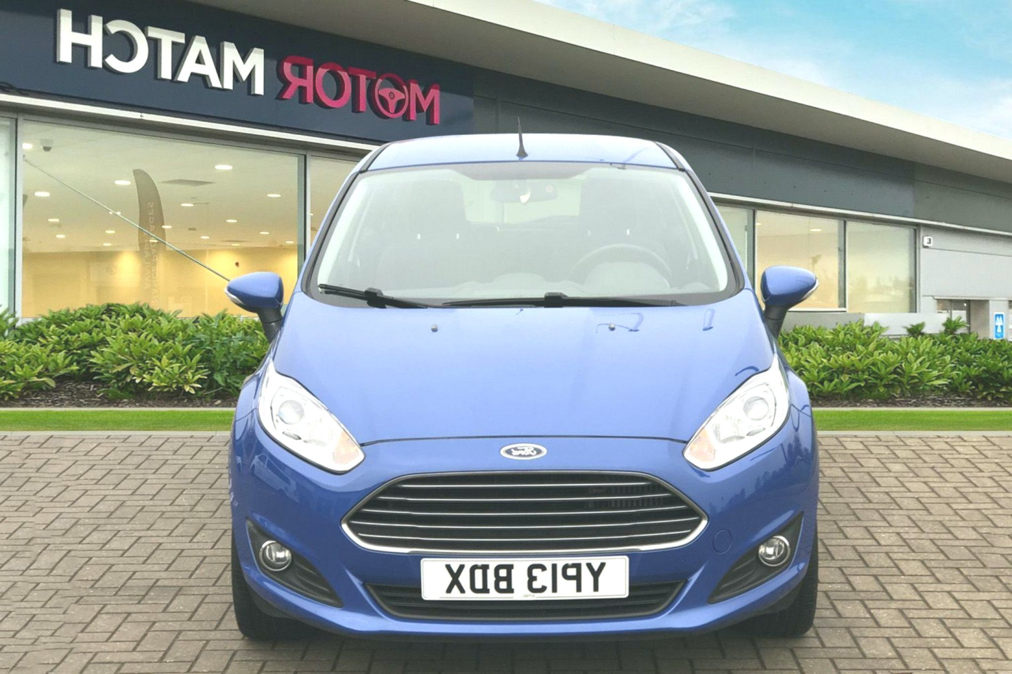 Ford Fiesta 10 Ecoboost Zetec 5dr For Sale In 2020 Ford Fiesta