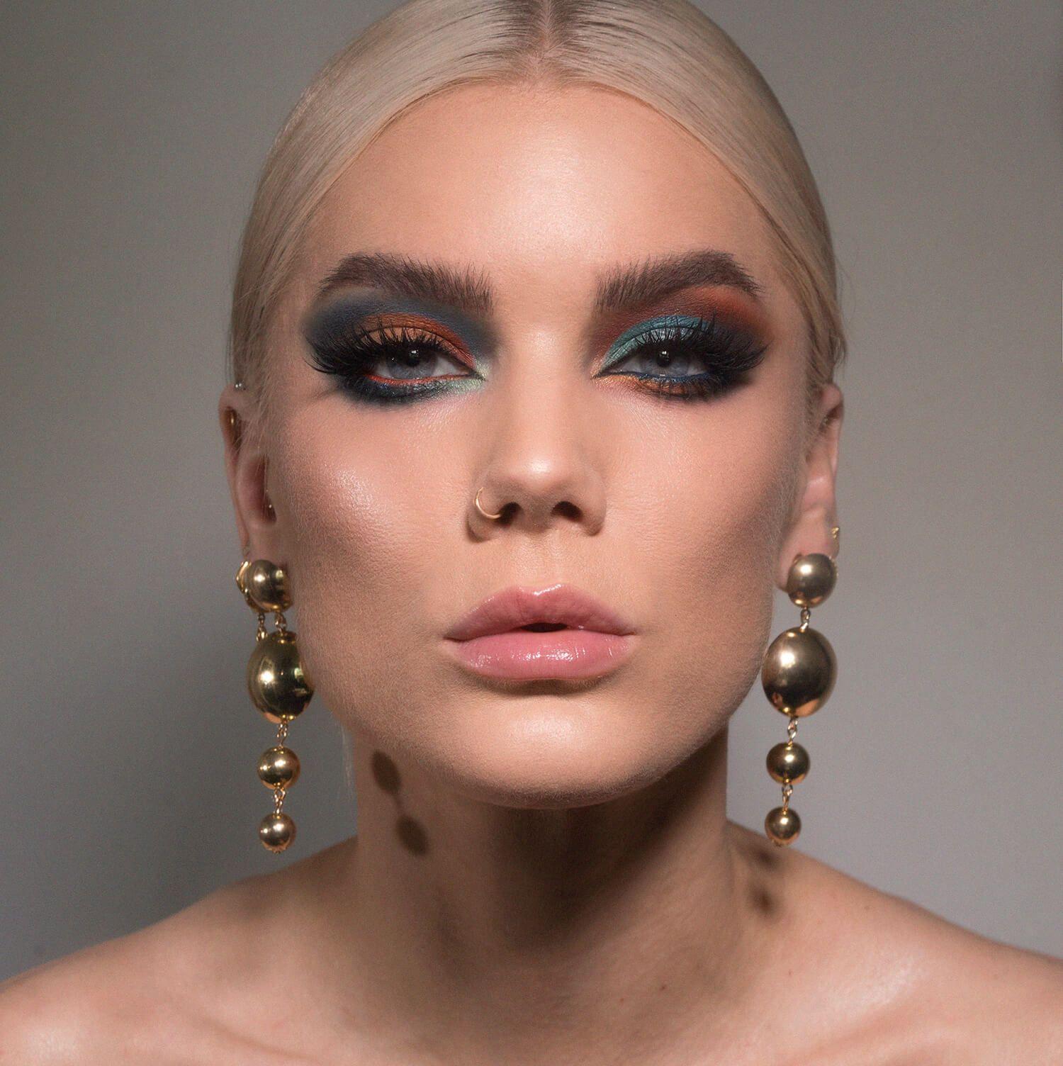 TODAYS LOOK | AMARYLLIS | Maquillaje bonito, Maquillaje