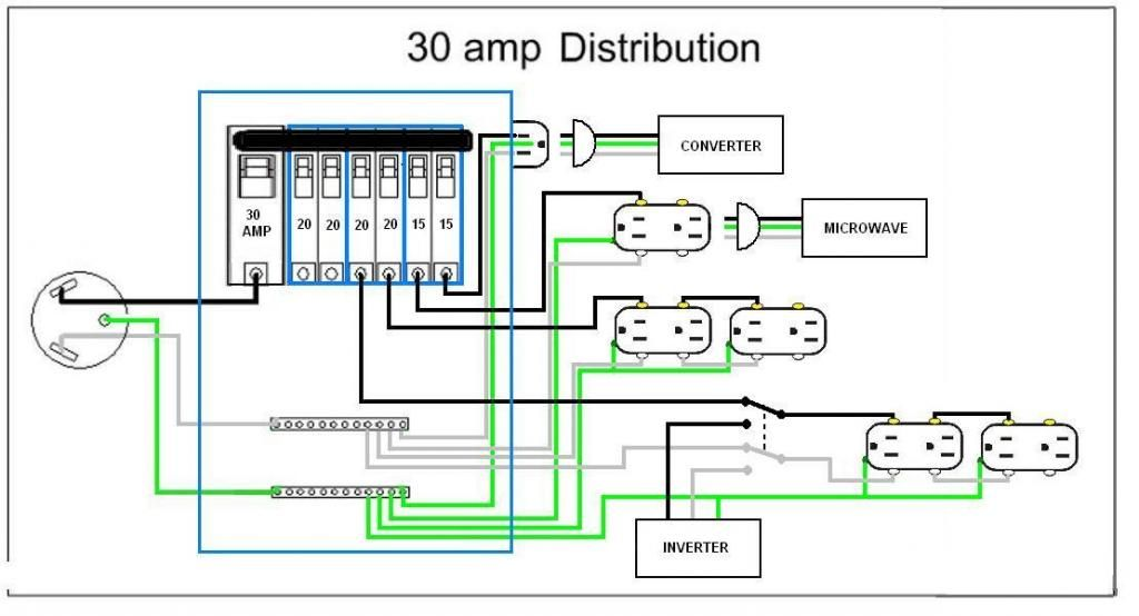 Adam Trailer Wiring Diagram Upgrading Tj S 1975 D 21 Electrical System Cargo Trailer