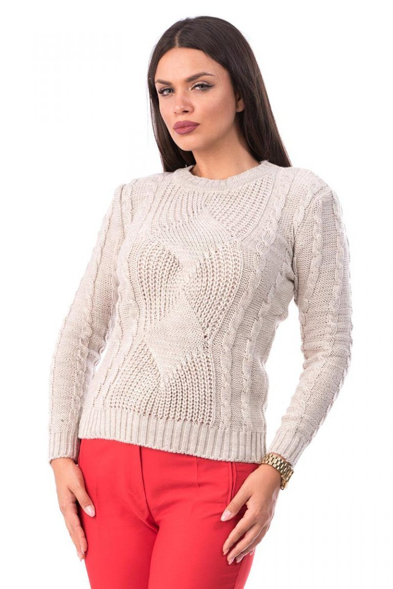 Cauta? i feminin pulover ieftin)