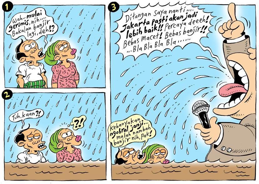 Buku Baru Mice Cartoon Politik Indonesia 2010 2015