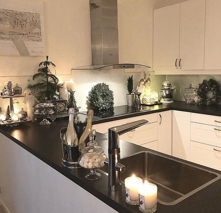Kitchen countertop decor | Kitchen countertop decor ...