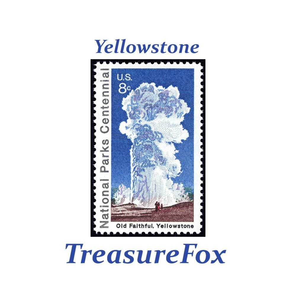 Reserved Custom Order for Diane. Unused Vintage US Postage Stamps ...