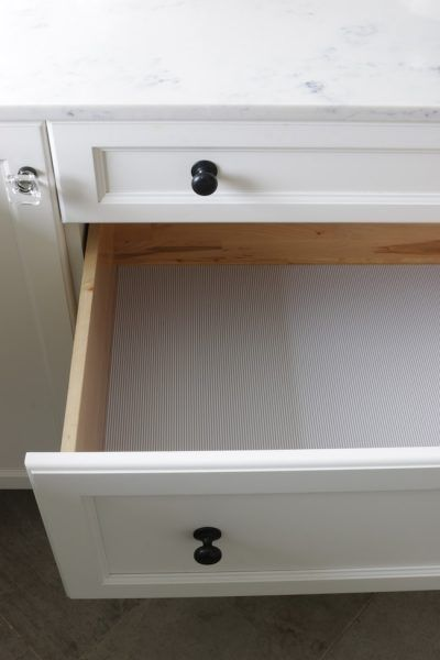 Making Things Pretty Drawer Shelf Liners Shabby Chic Ikea Ikea Drawers Kitchen Drawer Liners