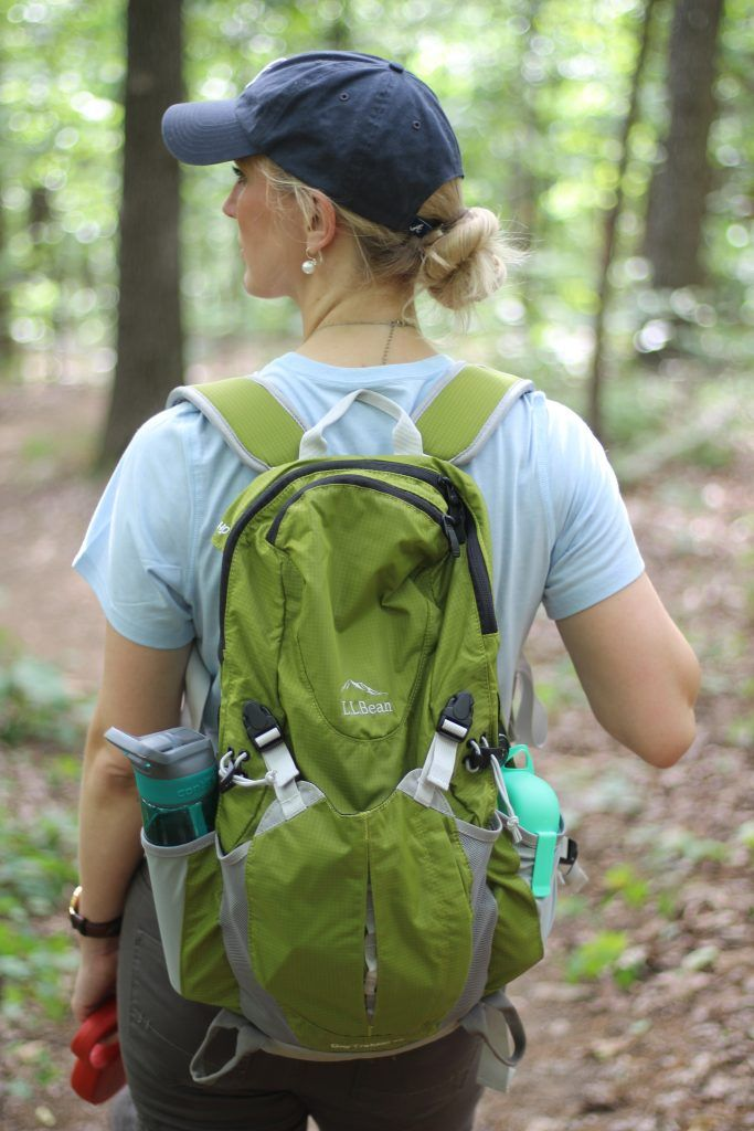 2f67b942bd40 Hiking Backpack L.L. Bean - Women Outdoors  5 Tips for a Beginner s Day Hike