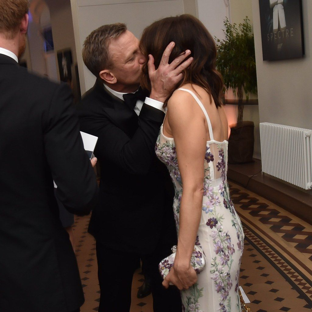 Daniel Craig And Rachel Weisz Just Set Whole New Relationship