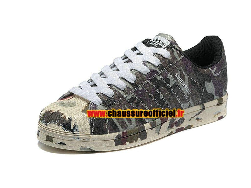 Adidas Originals Superstar Graphic Pack Hommes Sneakers