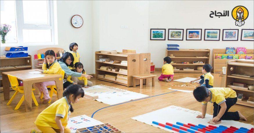 منهج مونتيسوري التعليمي وأهم مي زاته In 2021 Montessori Preschool Preschool Covina
