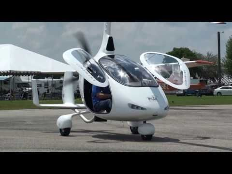 Lightning Autogyro by Helicopters International - YouTube | Aircraft