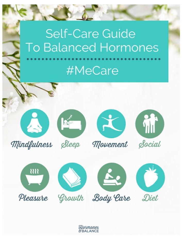 Guide to Self Care | Hormones & Balance | Hormone ...