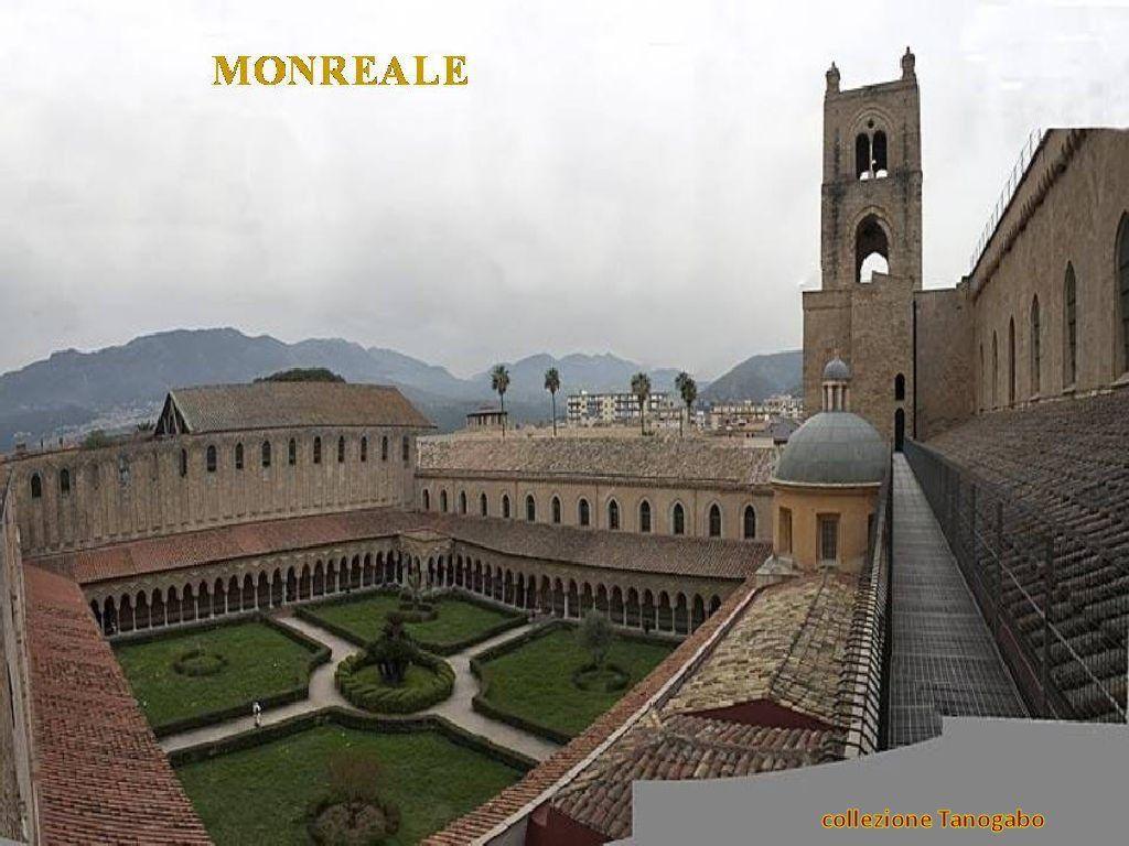 Le cloître de Monreale