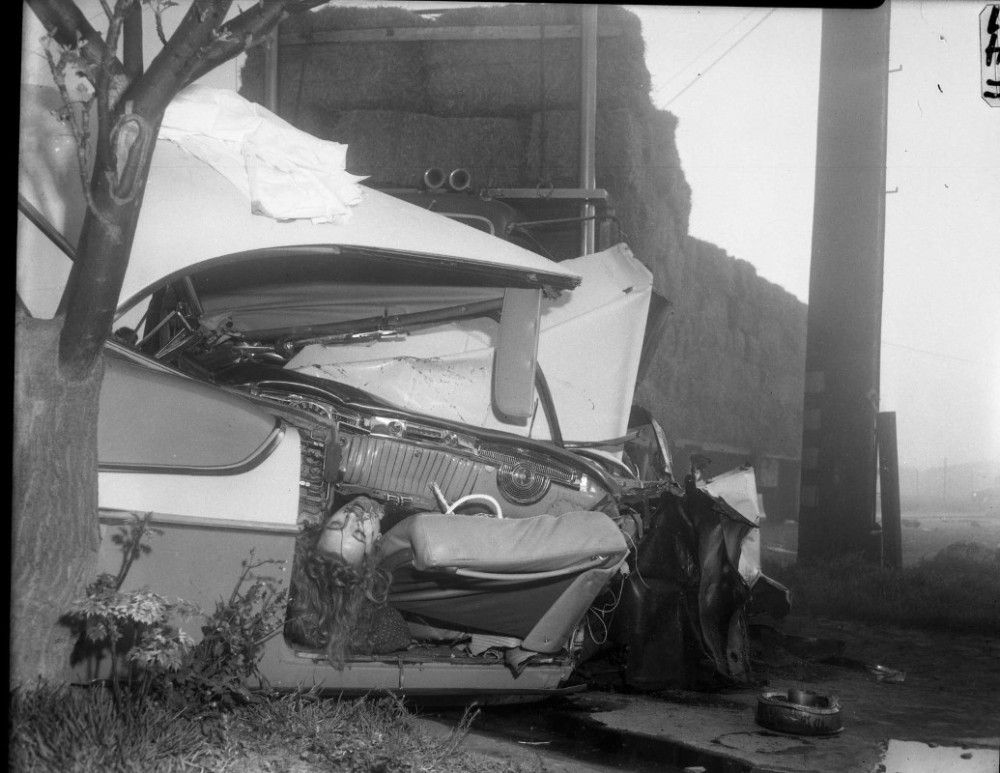 Fatal Accidents (1930\'s) | THESE AMERICANS | T.A. | Old car wrecks ...