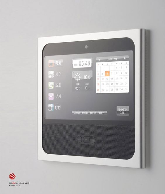 Home-Networking-Display_web-ver1_red dot | Design Guide family form ...