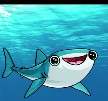 destiny from finding dory draw so cute jaiden cute drawings