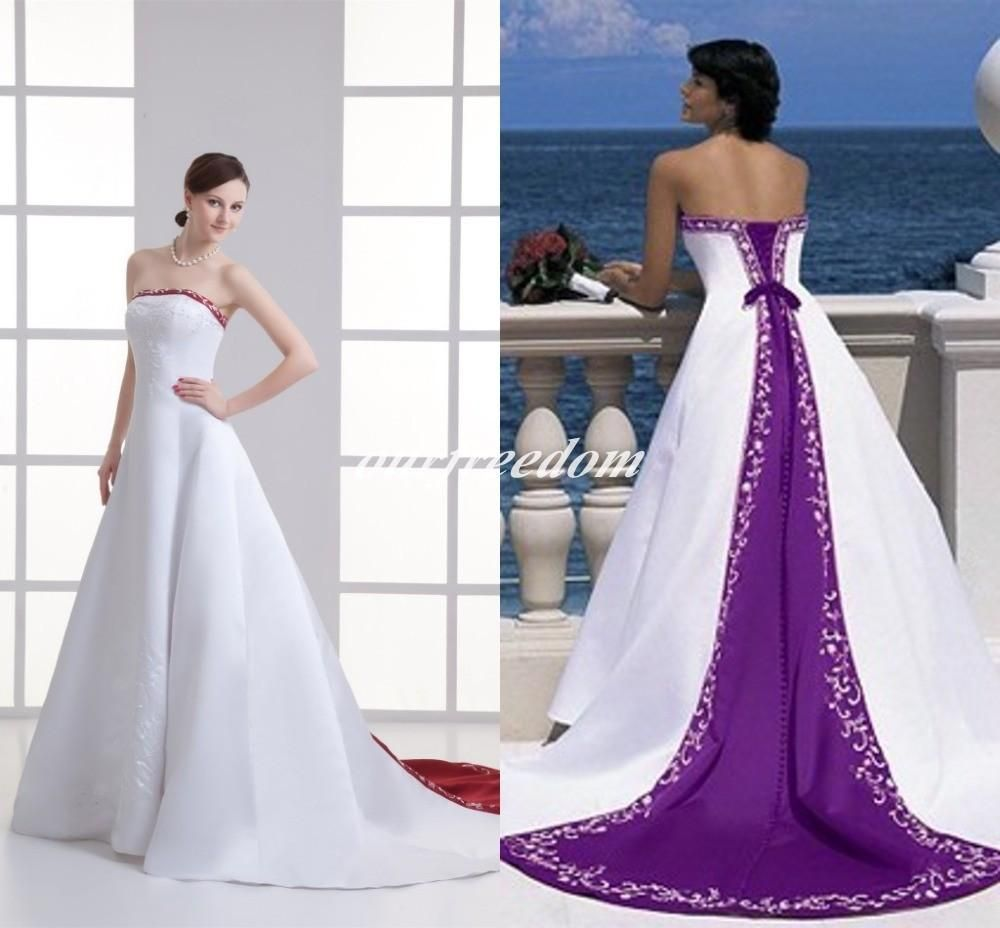 I Found Some Amazing Stuff Open It To Learn More Don T Wait Http M Dhgate Com Product Best Sel Purple Wedding Dress Red Wedding Dresses Purple Wedding Gown [ 928 x 1000 Pixel ]