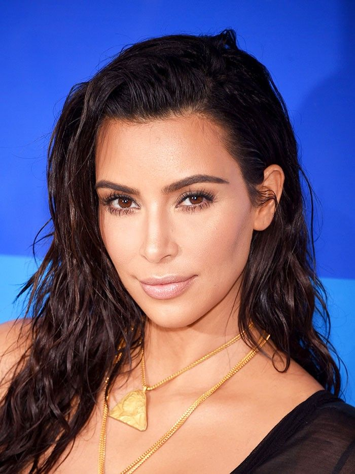 These Are The 15 Products Kim Kardashian West Had On Her Face At The