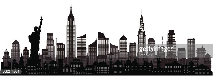 nyc skyline buildings google search tat ideas. Black Bedroom Furniture Sets. Home Design Ideas