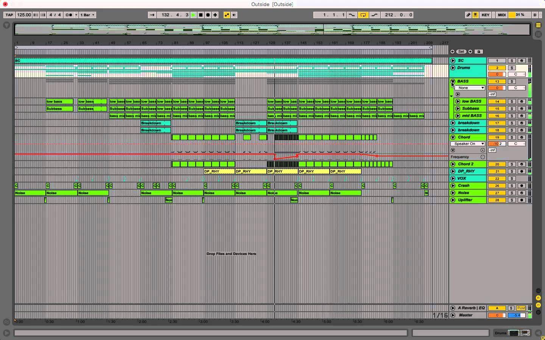 Ableton template Tech house | Ableton Live EDM TEMPLATE tech house ...