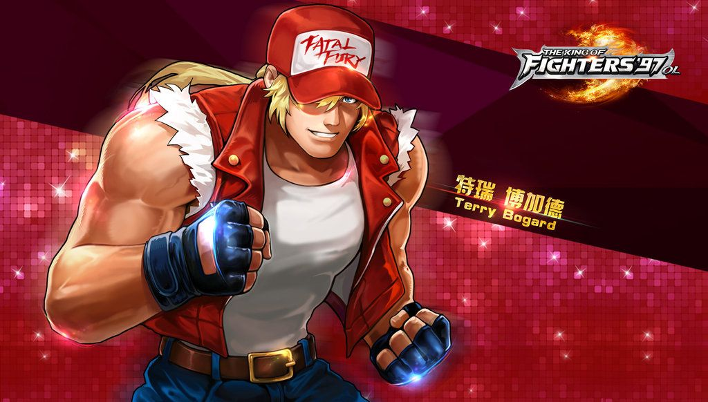 Terry Bogard Kof97 Ol Hd Wallpaper By Zeref Ftx On Deviantart
