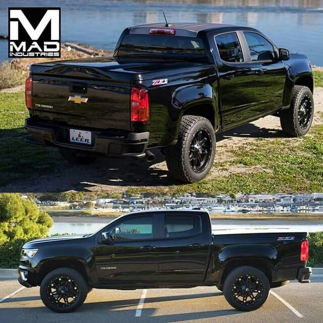 Gmc Canyon 2014 2019 Legend: 2015 Chevrolet Colorado Z71