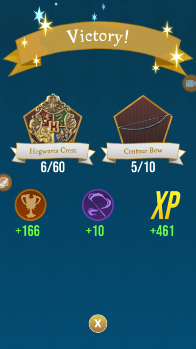 Rewards Wizarding Challenge Fortress Family Foundables New To Wizards Unite Need Some Help Figuring Out Game Mysterious Events Hogwarts Crest Game Mechanics