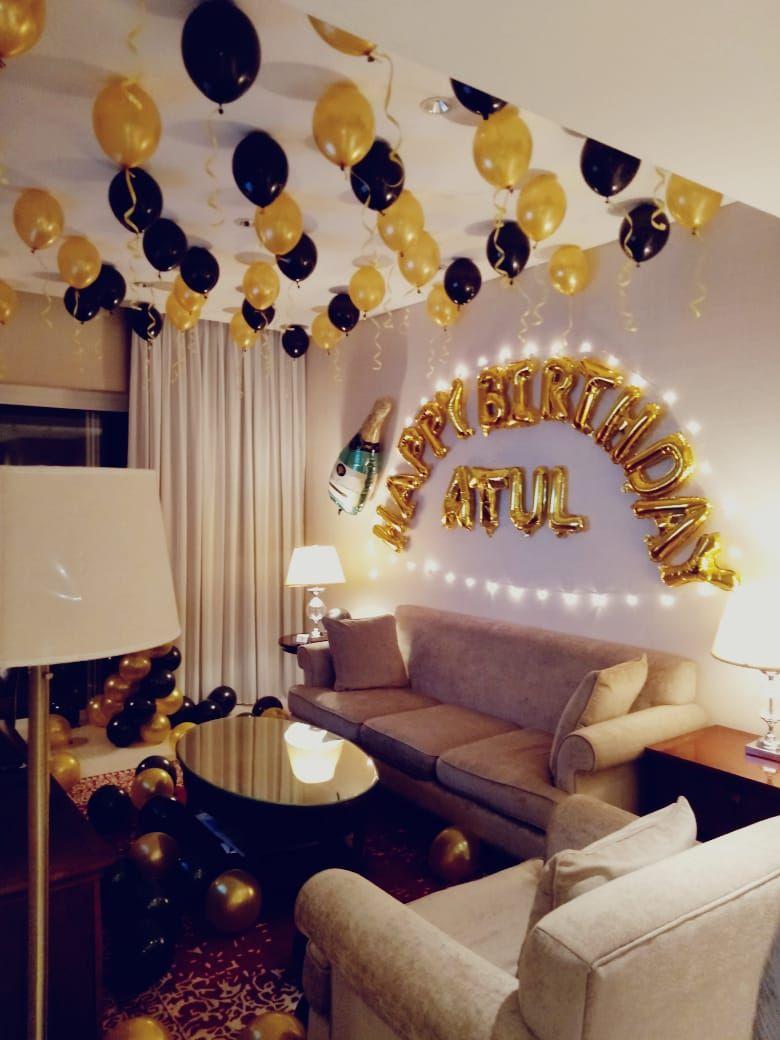 Birthday decoration ideas in 2020 Birthday room