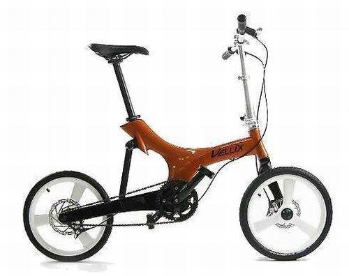 Korean Carbon Fiber Prototype Folding Bike Bike Folding Bike