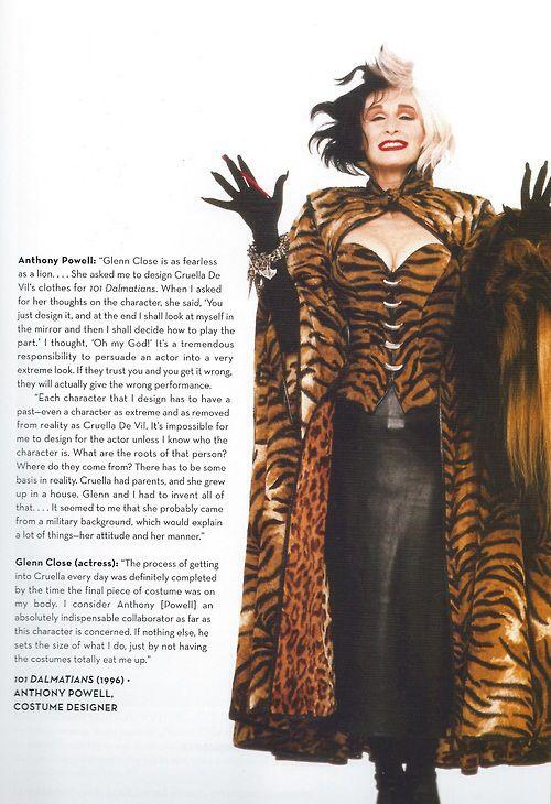 Anthony Powell Costume designer
