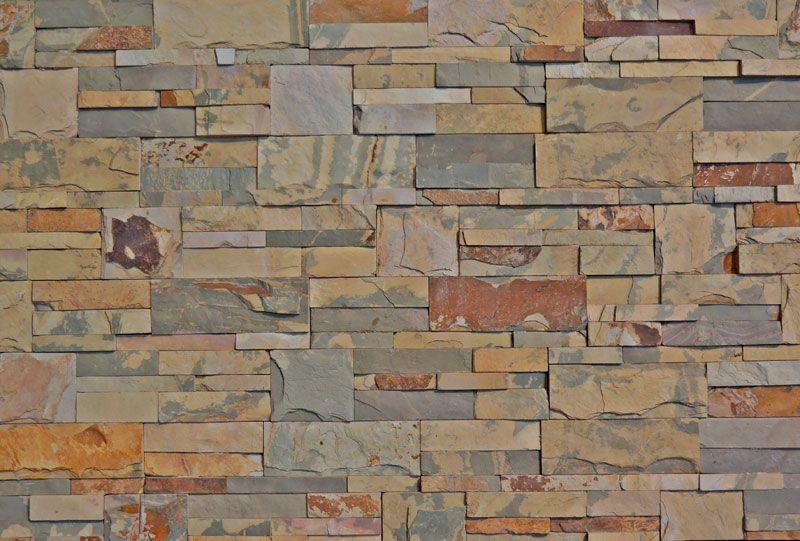 Lajas Sáhara Geser A Buen Precio Revestimiento De Piedra Natural Piedras Naturales Laja