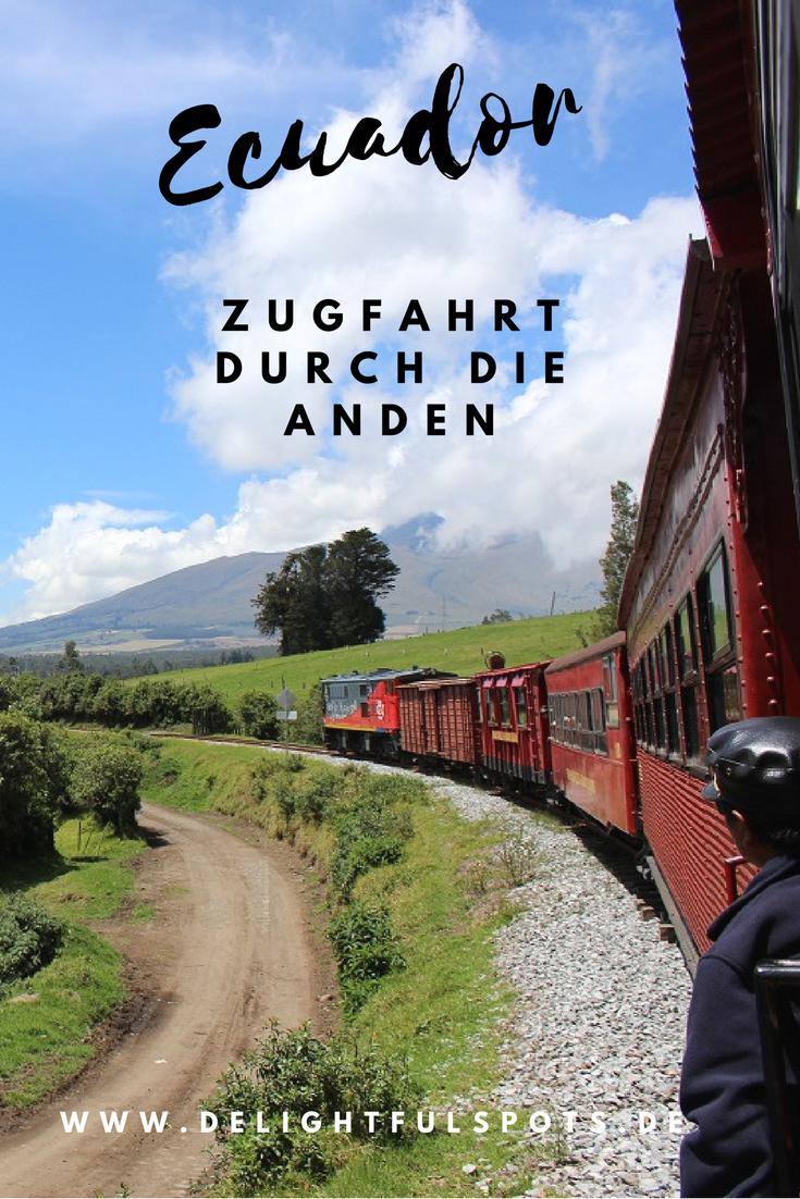 Ecuador: Zugfahrt durch die Anden – Reisebericht #latinamericatravel