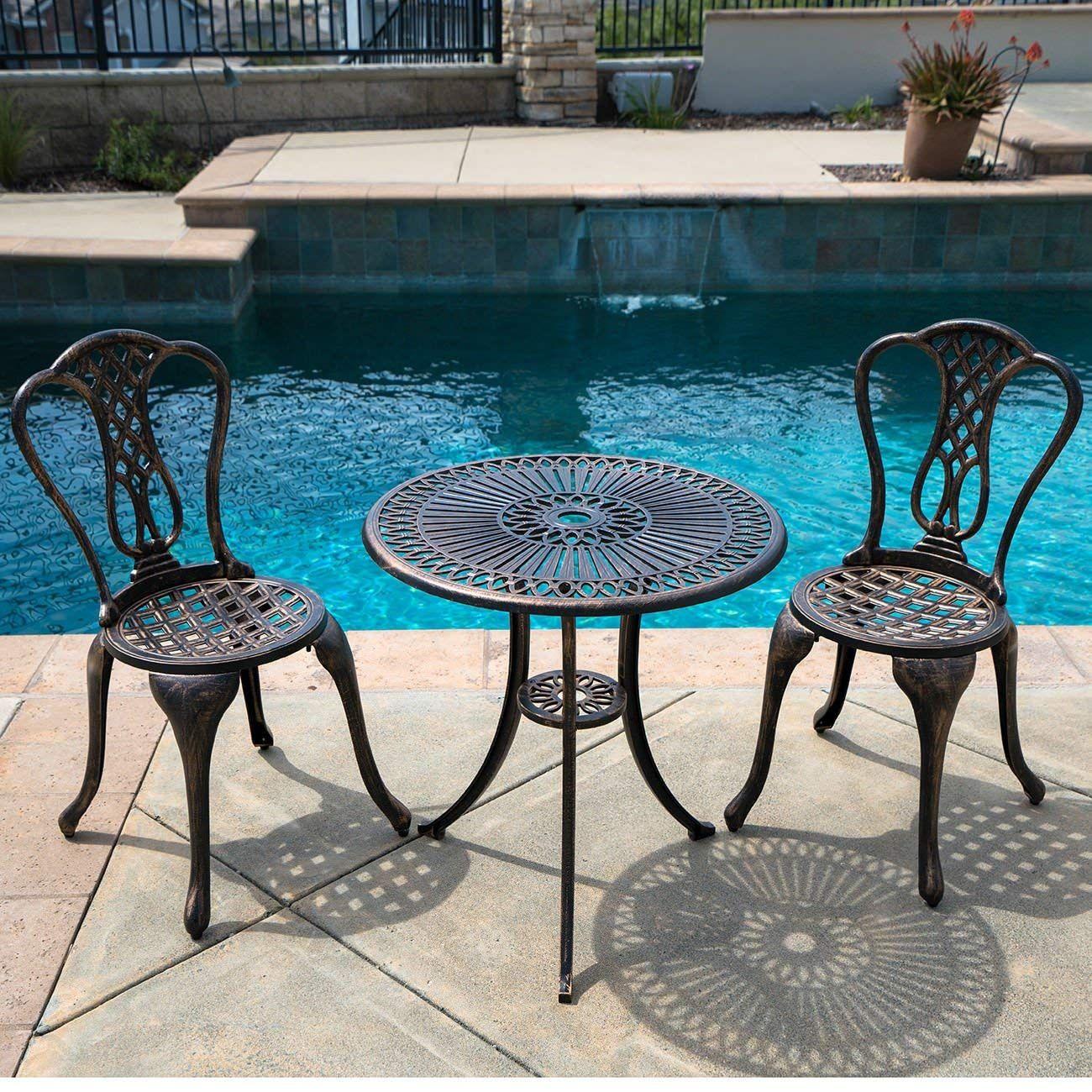 Amazon Com Globe House Products Ghp 2 Pcs Bronze Cast Iron