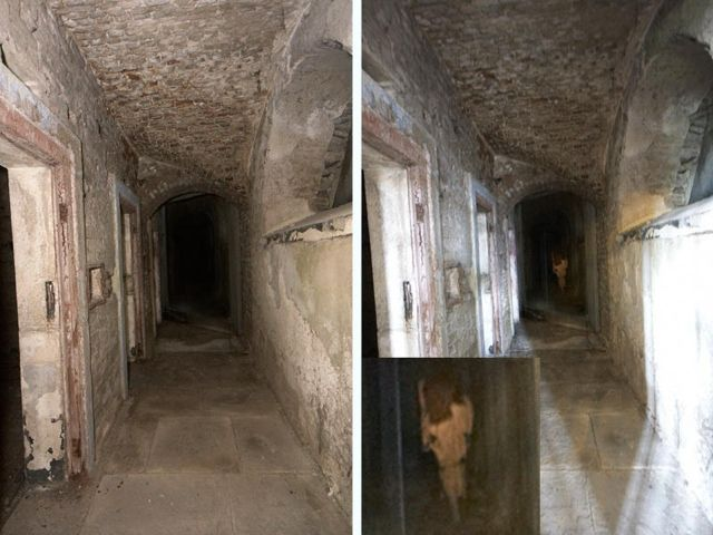 Scary Pictures Real Ghost   ... ghost ghosts haunted ireland jail photography pictures scary spirit
