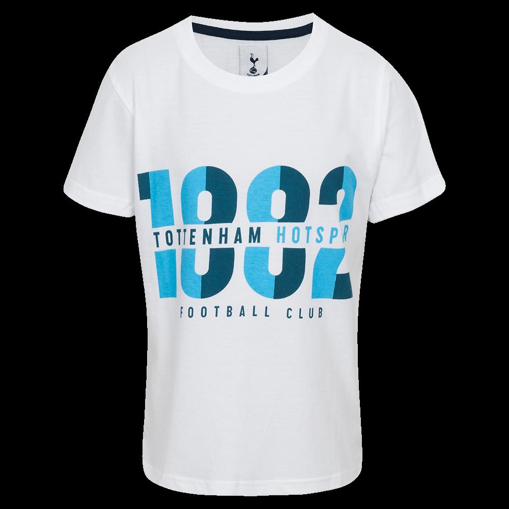 Spurs Boys 1882 Colour Blocking T-shirt   Official Spurs Shop